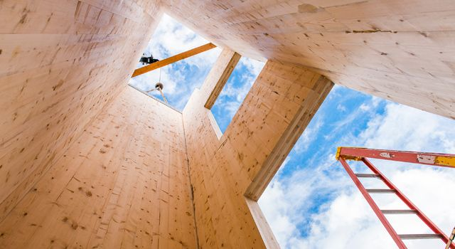Advantages and benefits of wood in construction