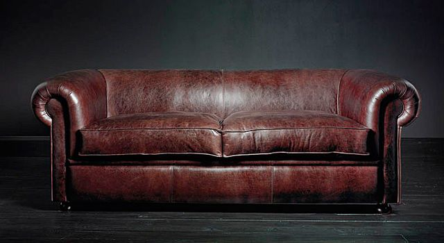 Leather furniture Care and cleaning tips
