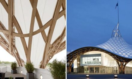 laminated beams: Features and usage examples