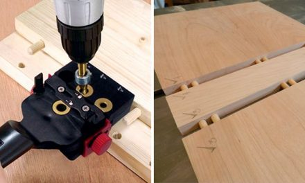 Hidden sets for joining wooden boards