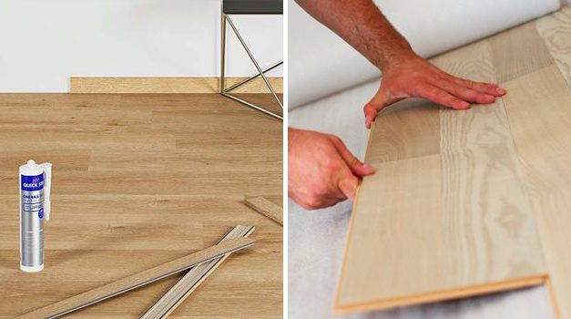 How much does cost install laminate flooring?  Case study