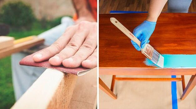 Varnish painting: when can it be done?