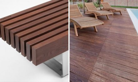 What is heat treated wood?  Resources and Uses