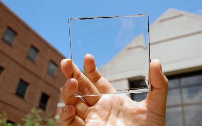 Solar windows to generate 40% of the electricity consumed by the United States.