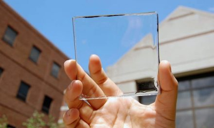 Transparent solar panels to generate clean energy