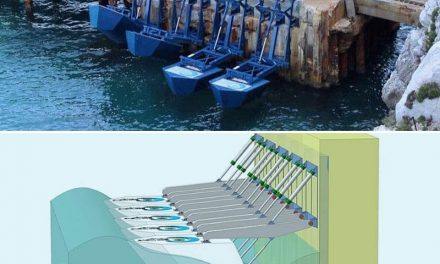 Brazil relies on wave energy as a renewable energy source with new technology