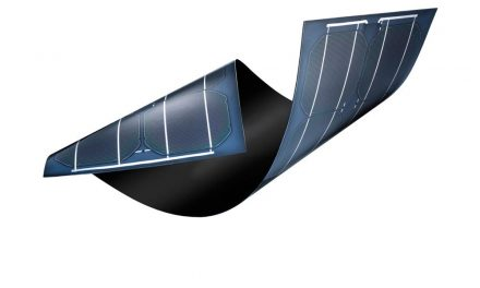 Captures4, flexible, lightweight, slim and affordable solar cells that adapt to any surface