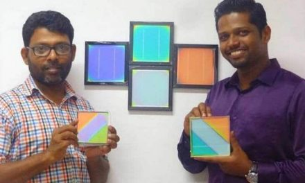 Colorful solar panels to be integrated into facades thanks to this Indian innovation
