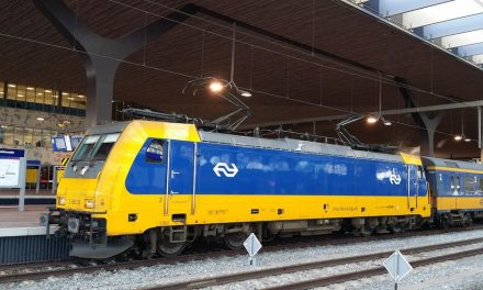 Electric passenger trains in the Netherlands are already 100% powered by wind energy