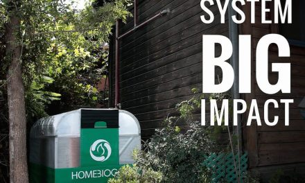 Homemade biogas machine that allows you to convert your organic waste into cooking fuel