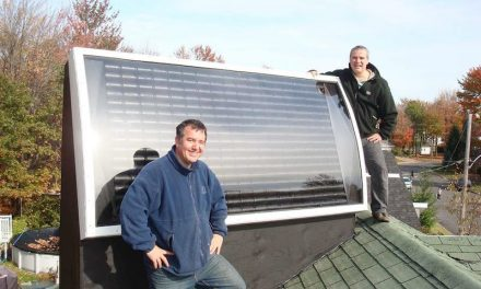 How to do solar home heating
