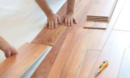 How to put laminate flooring.  The 10 essential steps
