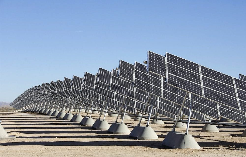 India historically lowers the price of solar energy