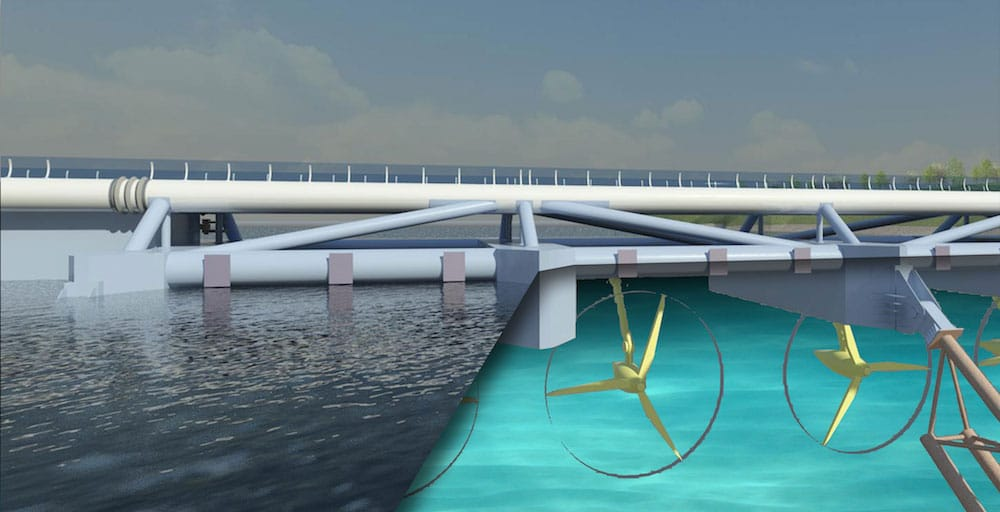 Indonesia to build world's largest tidal power station