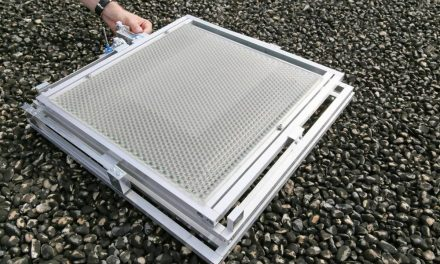 New solar panel doubles the efficiency of current residential systems