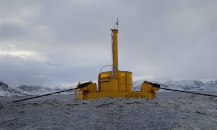 Norway already uses energy from sea waves with a 250 kWh electrical installation