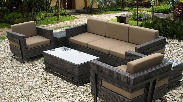 Outdoor or terrace furniture What classes are there?