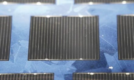 Polycrystalline Silicon Cells Set New 22.3% Efficiency Record