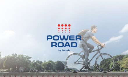 Power Road;  uses the heat from the asphalt on the streets to heat homes