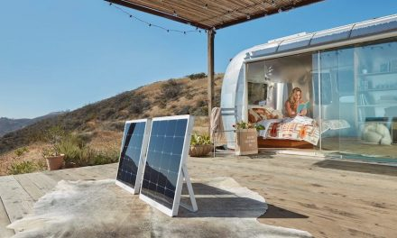 SolPad, personal solar power – clean energy wherever you go