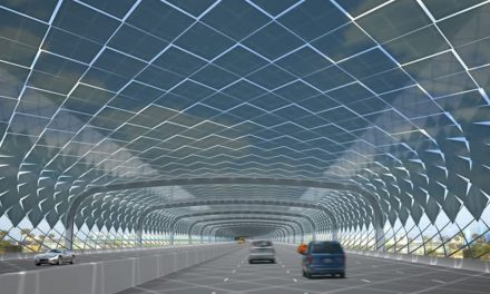 Solar covers for highways