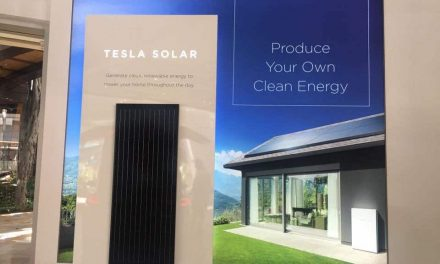 Tesla also wants to be a leader in solar solutions for homes
