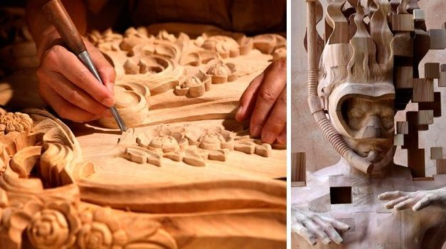 Wood carving What are the best options?