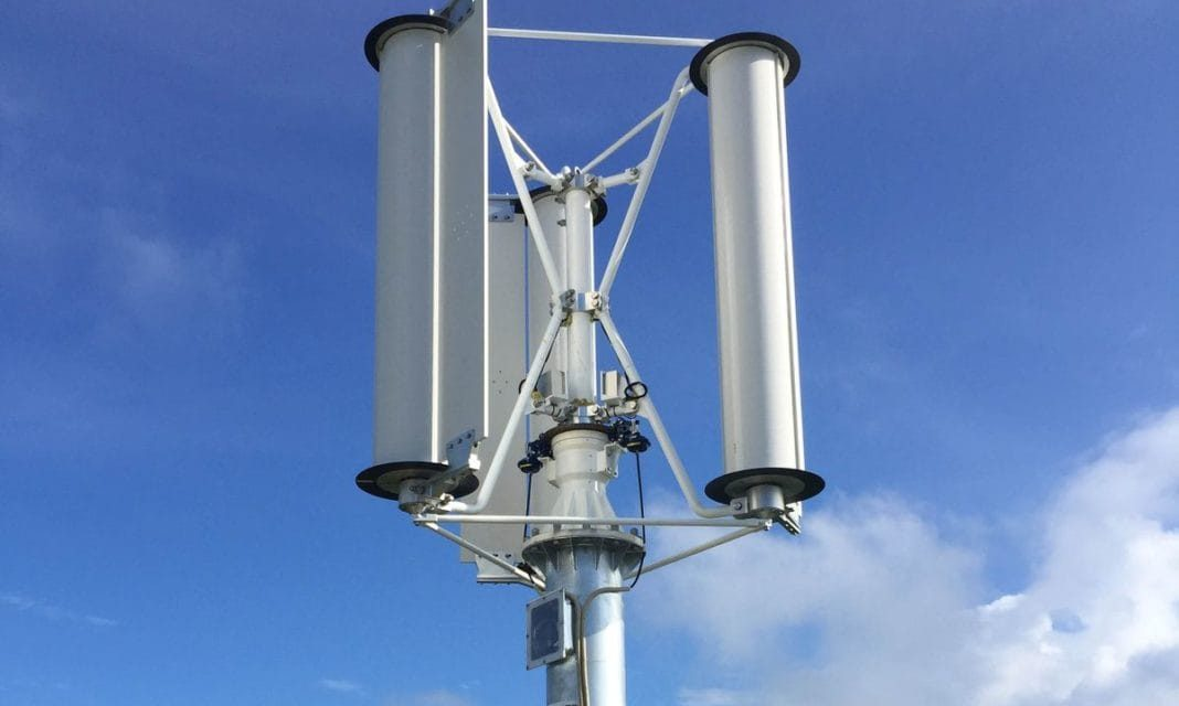 World's first typhoon-resistant wind turbine could generate electricity in Japan for 50 years