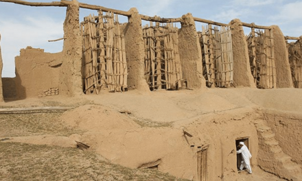 1000-year-old Persian windmills, which could stop functioning due to lack of replacement