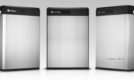LG Chem launches lithium batteries for self-consumption solar installations in homes