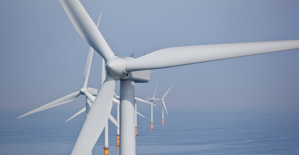 An offshore wind farm that will power Denmark's seven most populous cities