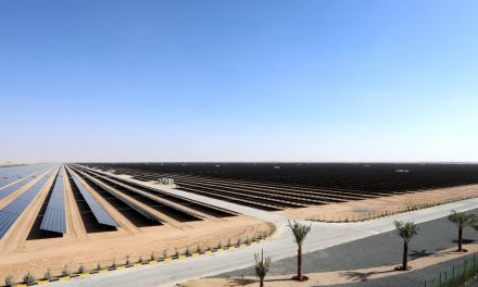 Dubai: its solar megaproject is still growing
