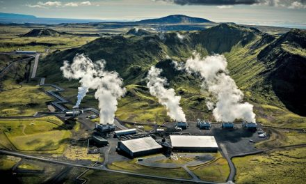 World's first negative-emission power plant opens in Iceland, captures CO2 from the air and mineralizes it