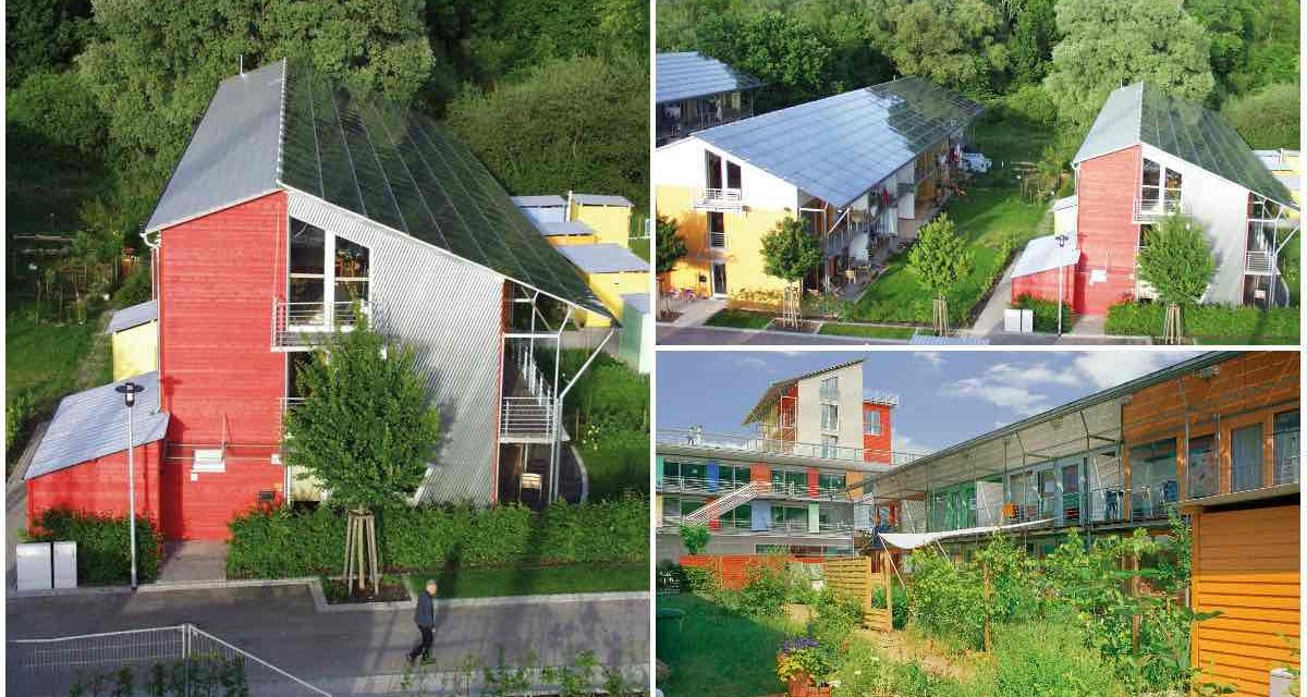 German district produces 4 times more energy than it consumes thanks to solar roofs