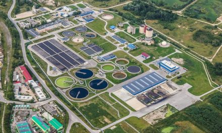 Italian wastewater treatment plant obtains a third of the energy it needs from them