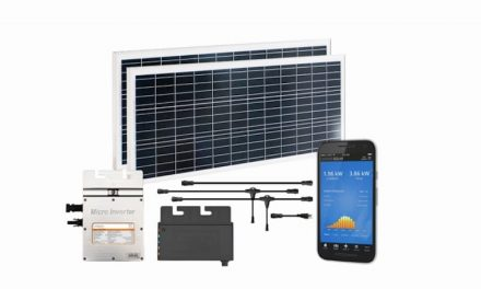 Legion Solar 2, the do-it-yourself solar kit that cuts the cost of traditional systems by a third