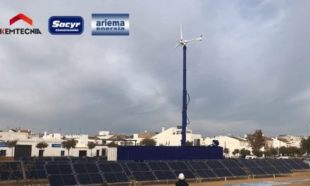 Mobile and autonomous unit to generate renewable energy where it is needed