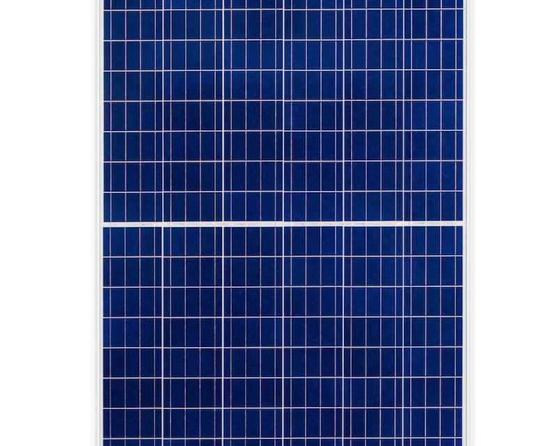 New 72-cell polycrystalline solar panel breaks power records with up to 350 Wp