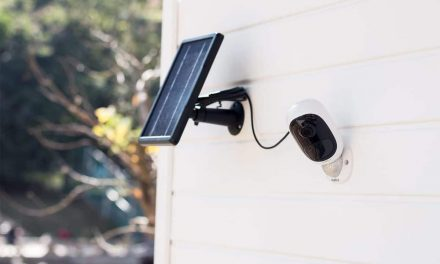 Outdoor, wireless and solar security camera