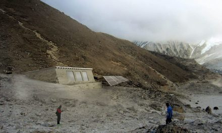 Pioneering system will convert 12 tonnes of annual faeces generated by climbing Everest into biogas