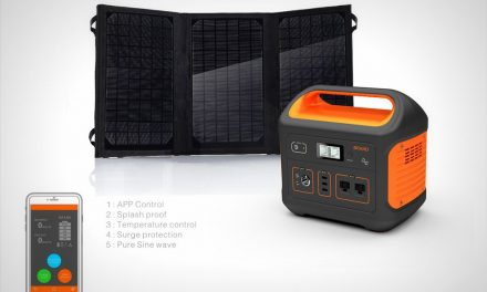 Solar Energy Storage Pro, the solar battery designed for adventurers, home rescue, disasters or emergencies