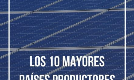 The 10 largest solar energy producing countries in the world