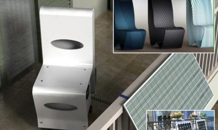 The photovoltaic chair makes its way to Italy with Storage