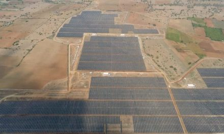 The world's largest photovoltaic plant inaugurated in India