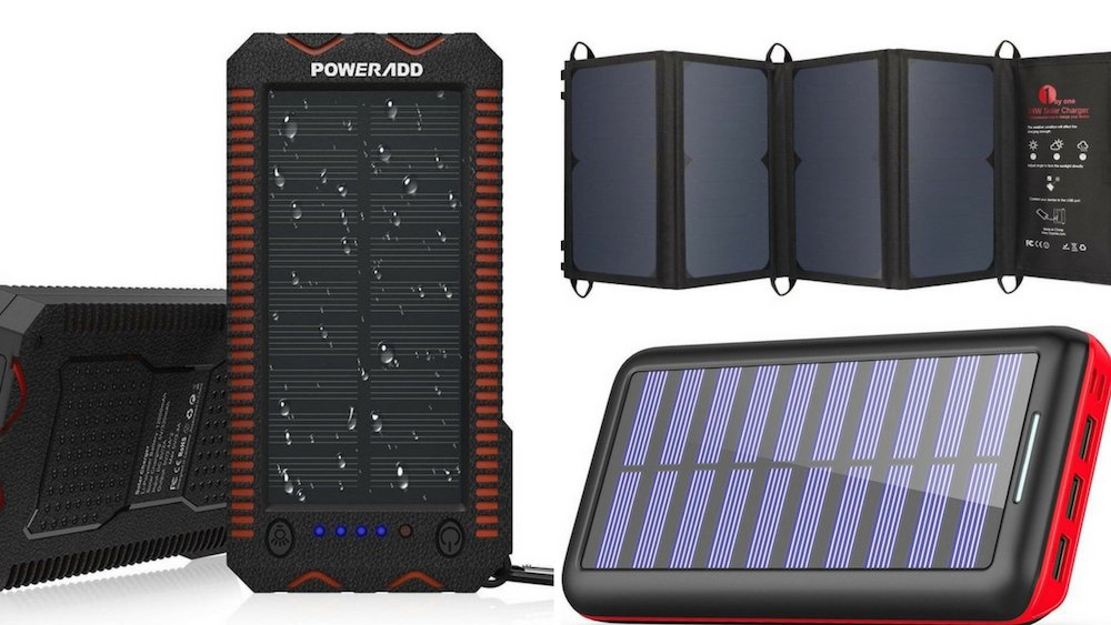 Top 5 Best Selling Solar Chargers For Gadgets