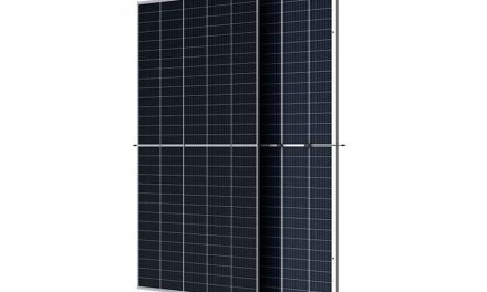 Trina Solar launches new photovoltaic panels with a power greater than 500 Wp