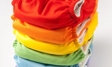 Washable diapers, an ecological option to save a lot of money