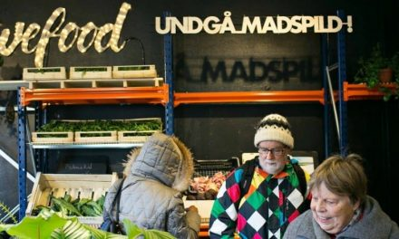 Denmark opens world's first supermarket that sells only expired food