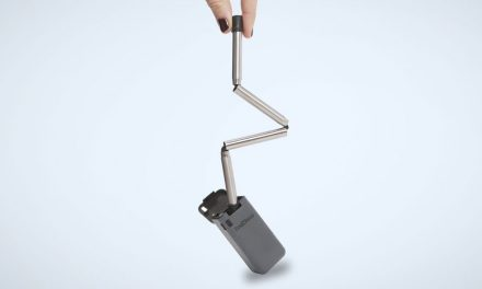 FinalStraw, the world's first foldable and reusable straw