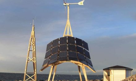 Giraffe 2.0.  Renewable energy 24 hours a day all year round